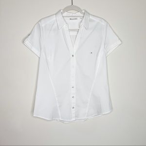 New York & Company Tops - NWT New York & Company Button Up Career Blouse M